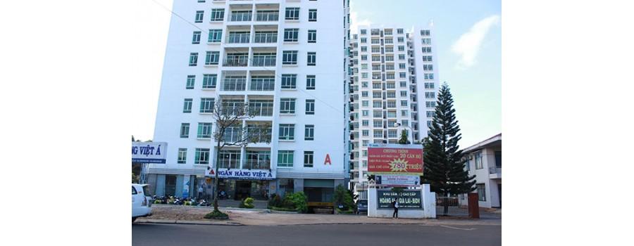 Căn hộ chung cư cao cấp Hoàng Anh Gia Lai, TP.BMT